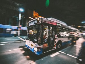 Safety Tips When Using Public Transport