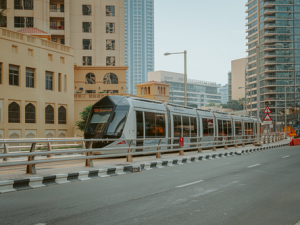 Top Four Benefits of Using Public Transport