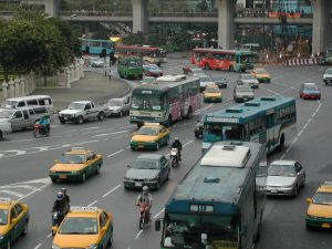 Features Which Make Public Transport Efficient